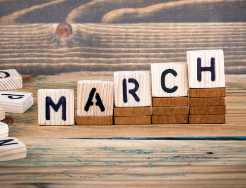 Paper Mill Road March 2019 Calendar of Events